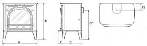 stockton dimensions