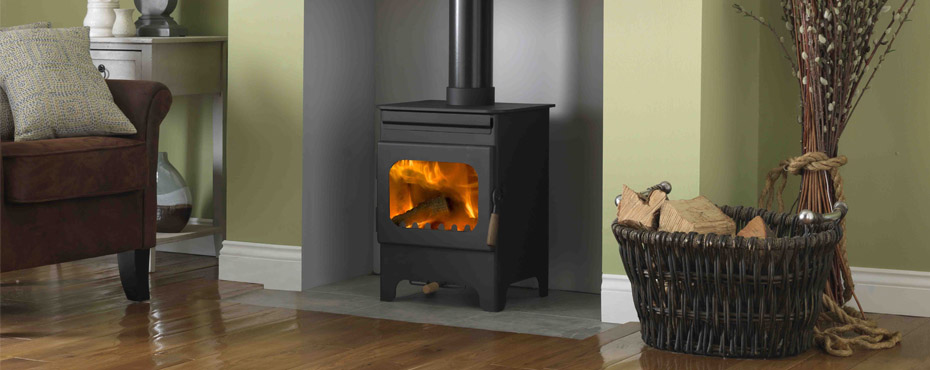 Fireplace North Wales  Portway Stove ...