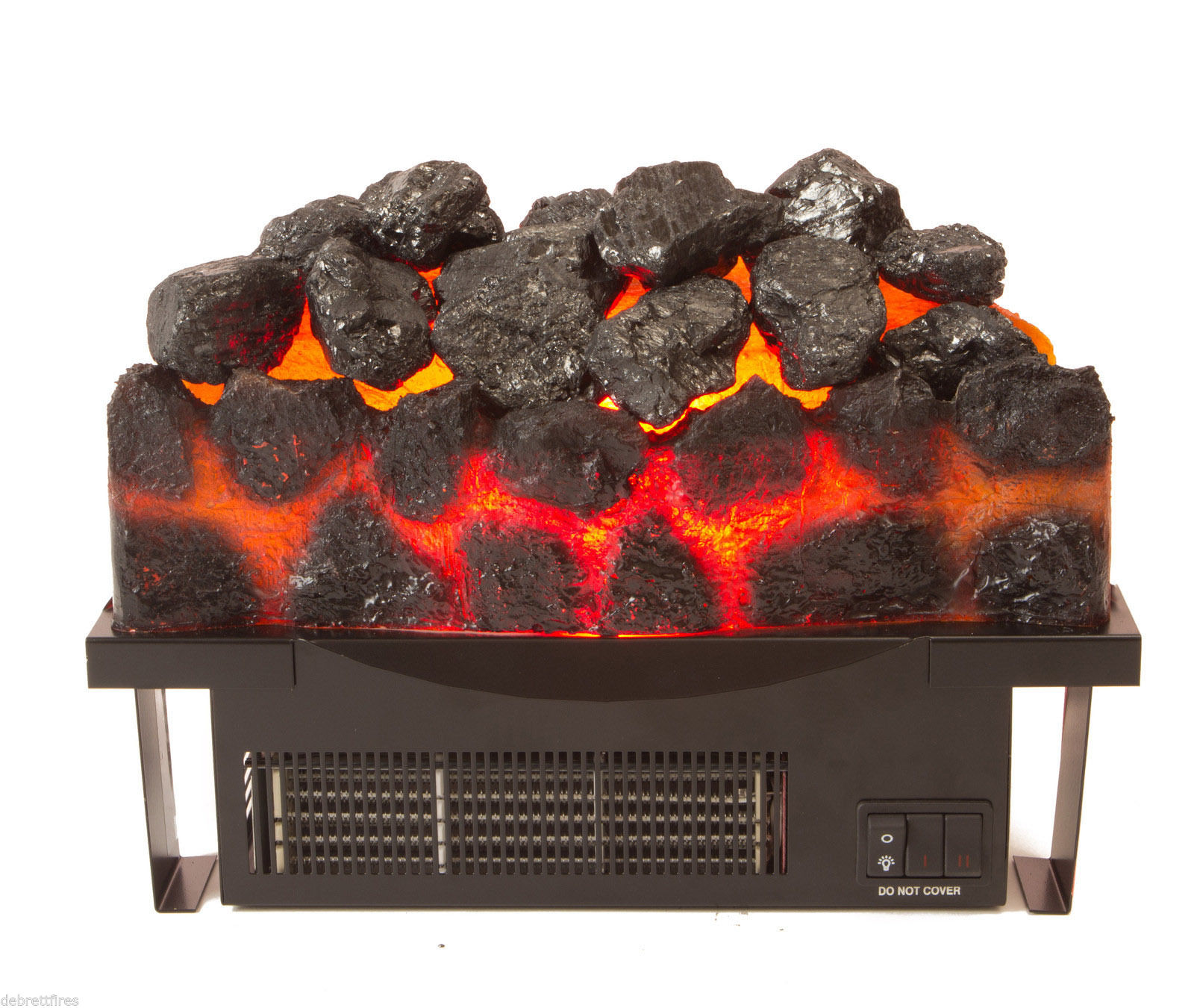 Electric Fire Inserts Coal Effect