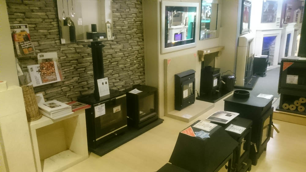 North Wales Stove Showroom