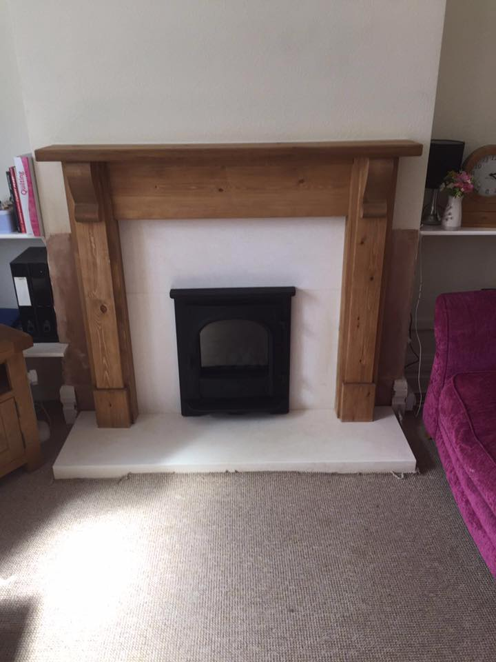 Gazco Stockton Inset gas fire