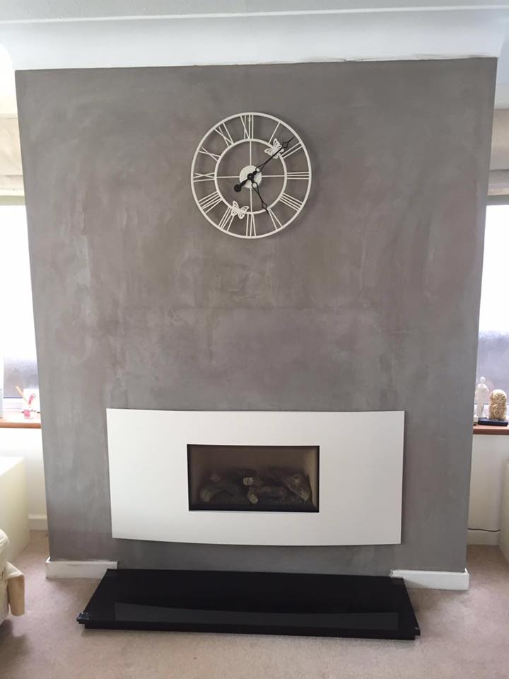 Gazco Riva 670 with Ivory coloured Verve trim