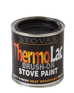 stovax thermolac brush on paint
