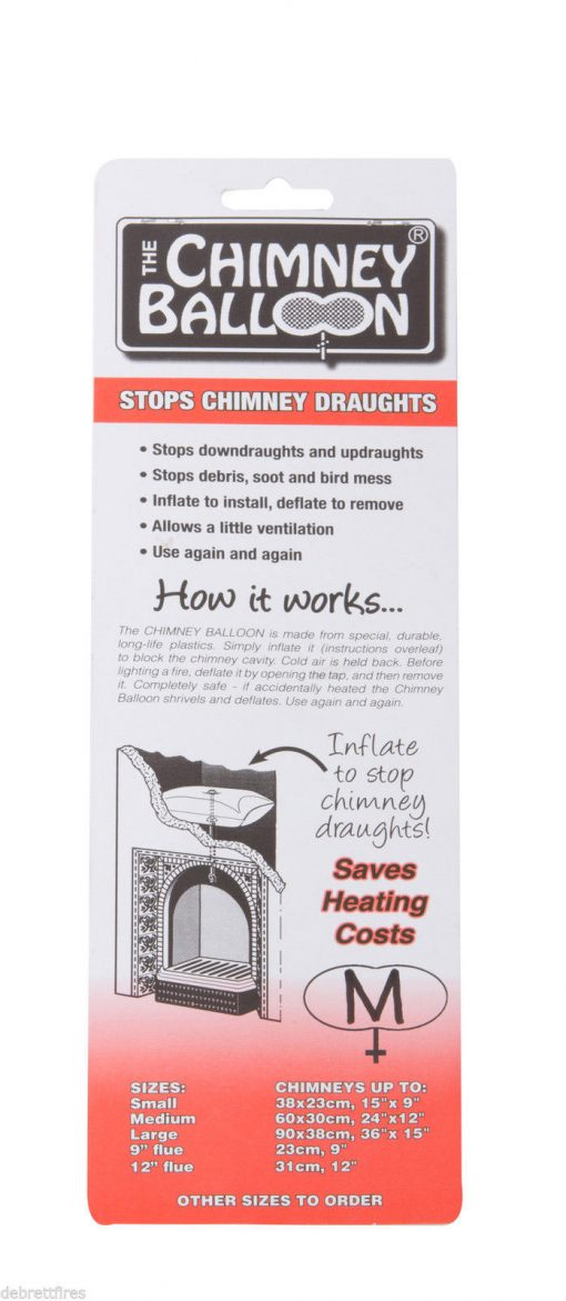 Chimney Balloon Package