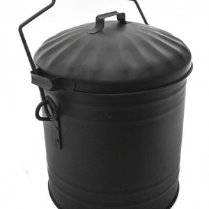 Ash carrier bin