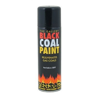 Black Coal Paint, Gallery Coal Paint, The Gallery Black Coal Paint