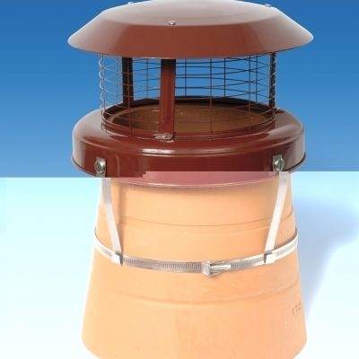 Colt High Top cowl Chimney Bird Guard