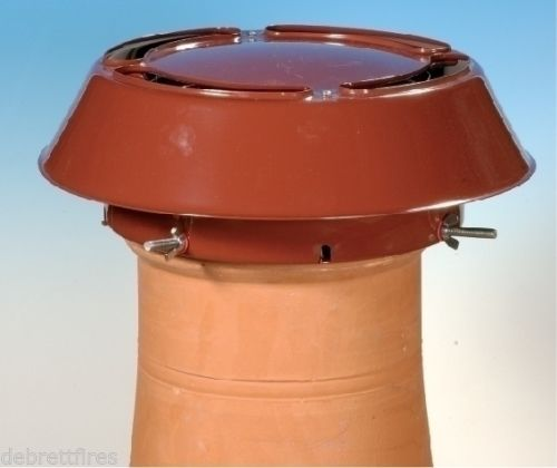 The Colt Top All Purpose Chimney Cowl