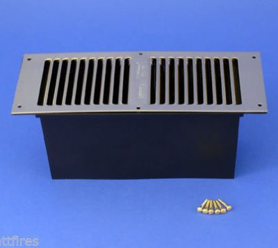 FV10BRAS Rytons Floor Air Vent