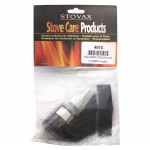 Stovax 3mm Black Rope Kit