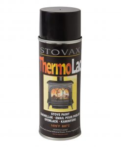 Stovax Thermolac Spray Paint