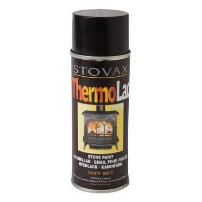 Stovax Thermolac Spray Paint