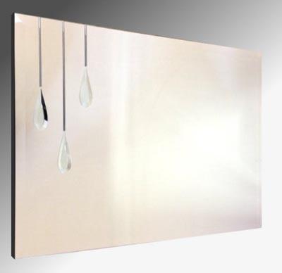 triple droplet mirror