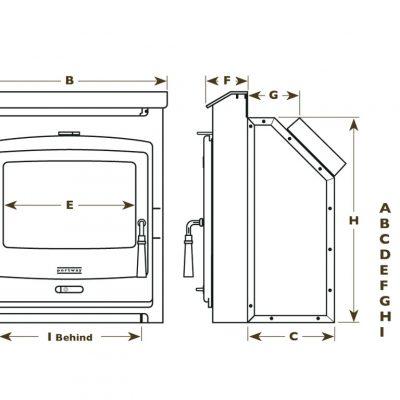 portway inset dimension