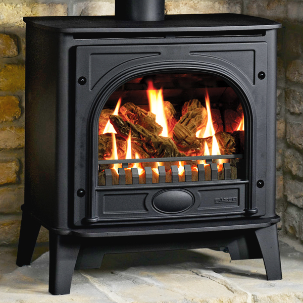 Gazco Medium Stockton Debrett Fires