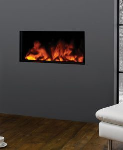 Gazco electric inset fire
