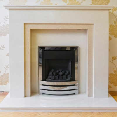 Arian micro marble surround