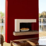 Qube suite electric fire
