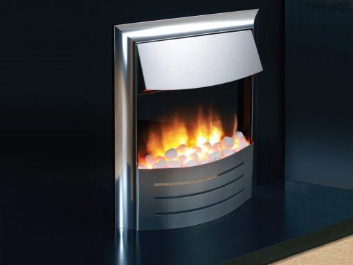 Flamerite Cisco Electric Inset