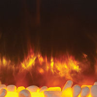 Gazco Radiance Steel