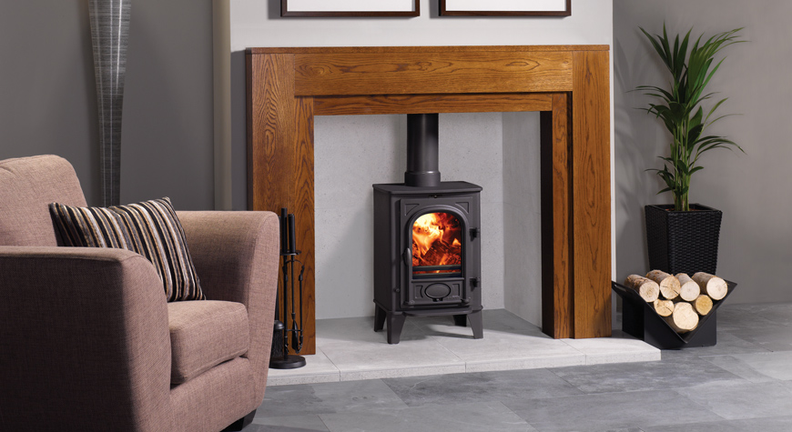 Stockton 4 Wood Burning Stoves & Multi-fuel Stoves