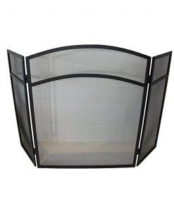 classic 3 panel firescreen