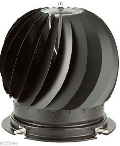 Colt Rotorvent Ultralite 2 Chimney Spinning Cowl