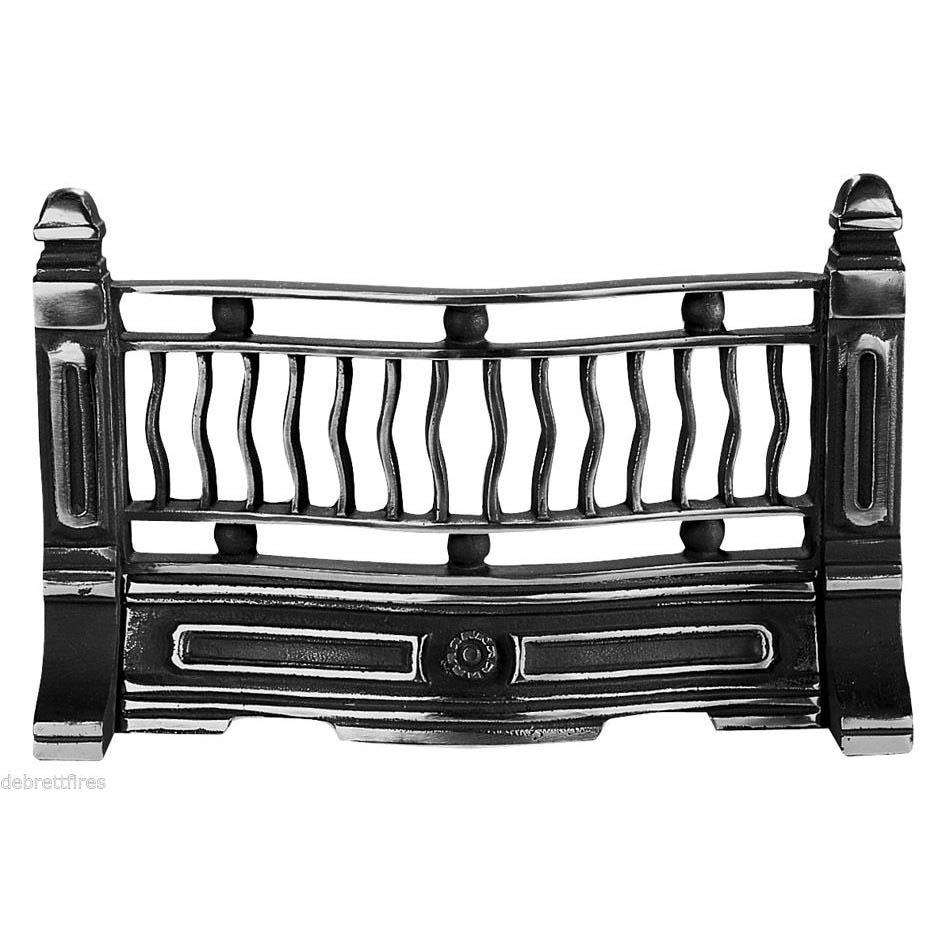 Victorian / Georgian Style Cast Iron Replacement Fret / Front