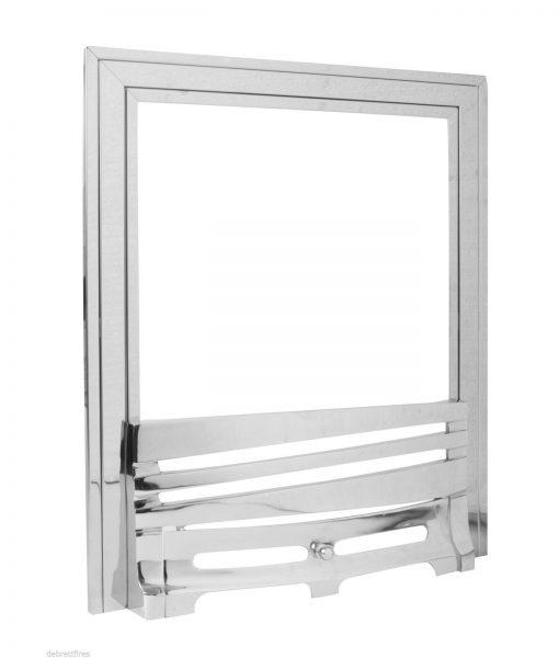 Focal Point Magnetic Trim / Frame & Mono Fret / Front - Chrome