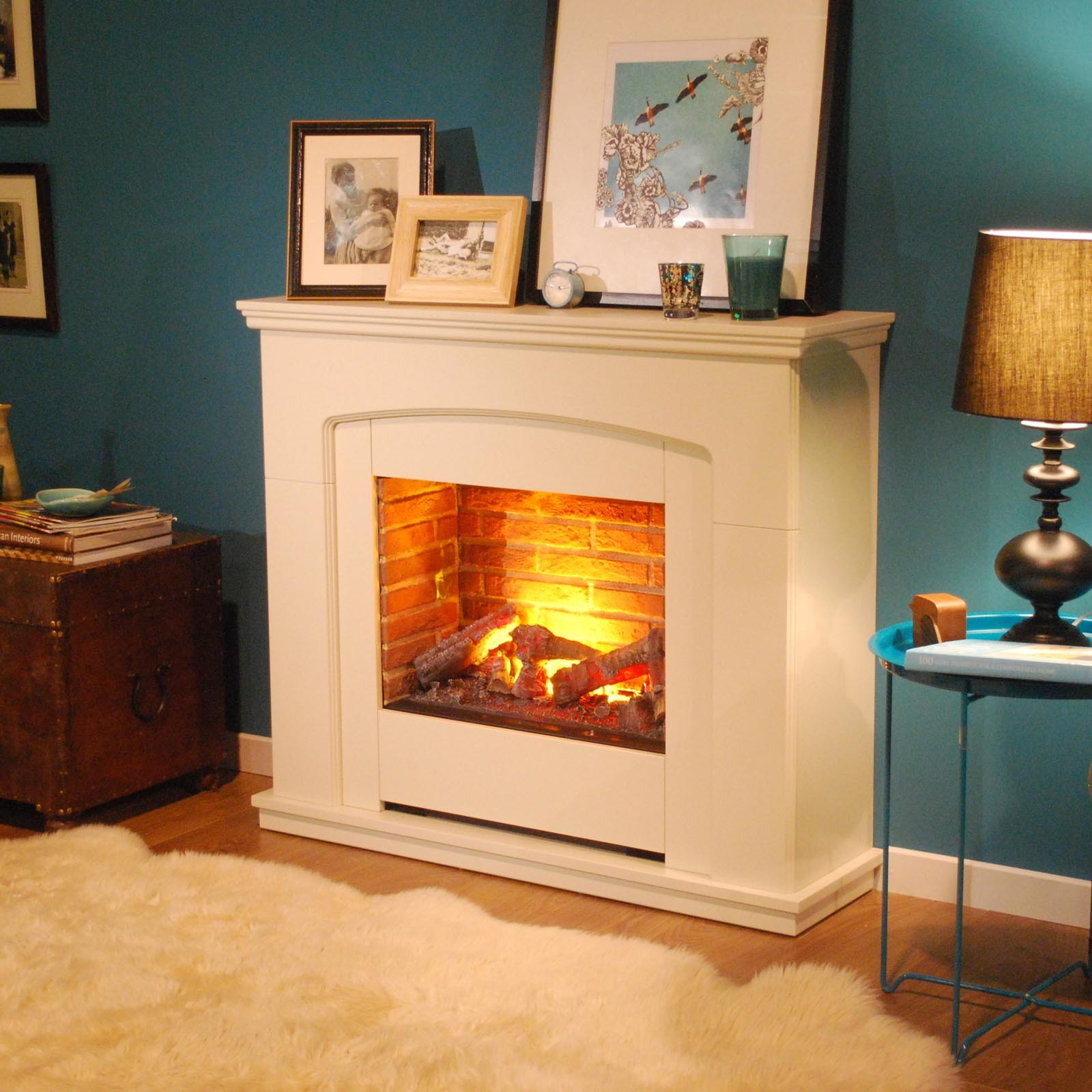 opti suites dimplex mustique marble fires showroom myst fireplace electric darlington indulgence woodburners by fireplaces fire with stoves heating zoom