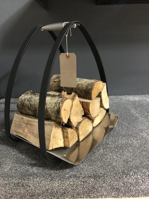 Vault Log Holder