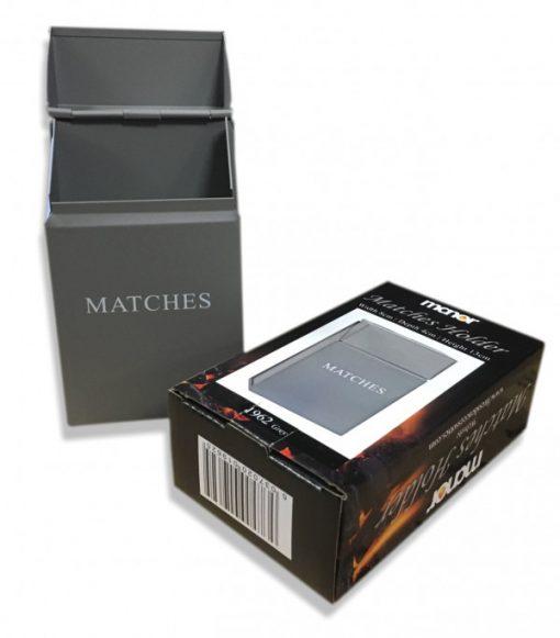 Match Holder - Grey